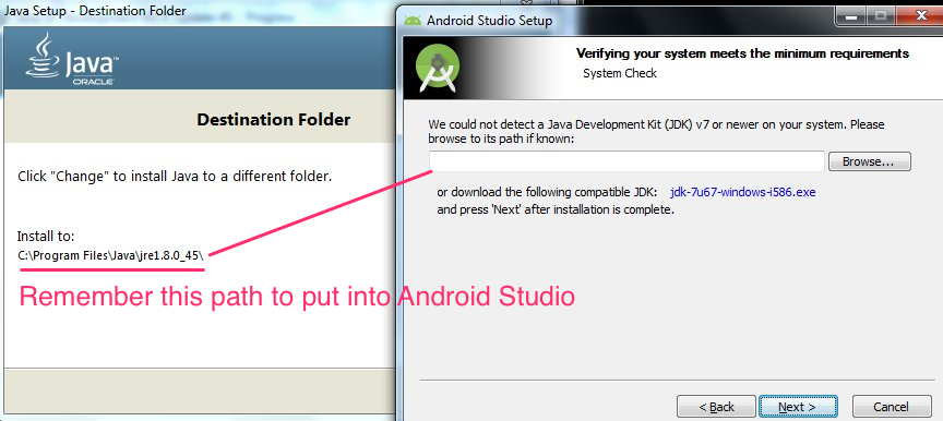 Setup Android Studio on Windows | CodeBabes